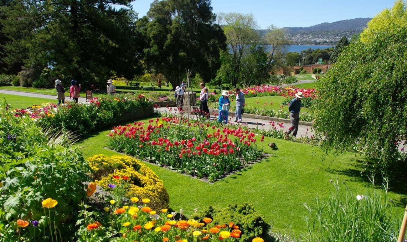 Tasmanian Gardens and Cultural Landscapes
